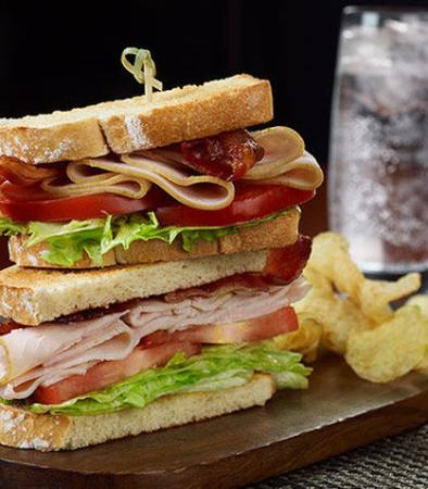 Landover, MD: Turkey BLT