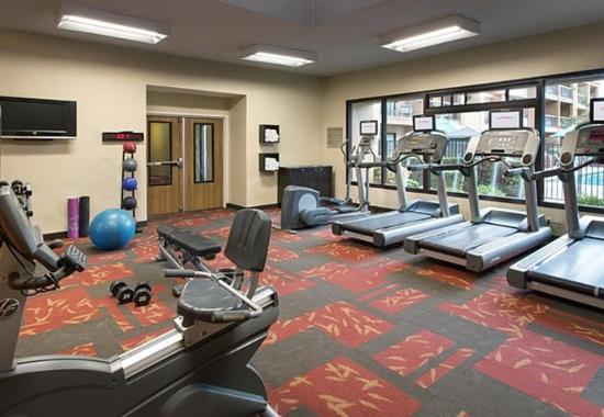 Cupertino, CA: Fitness Center