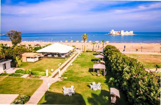 KIzkalesi, Turki: dış mekan Bahçe plaj alanı