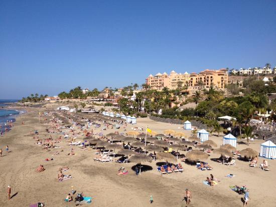 Bahia del Duque : Beach