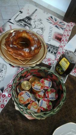 Vittoria, Itália: Breakfast