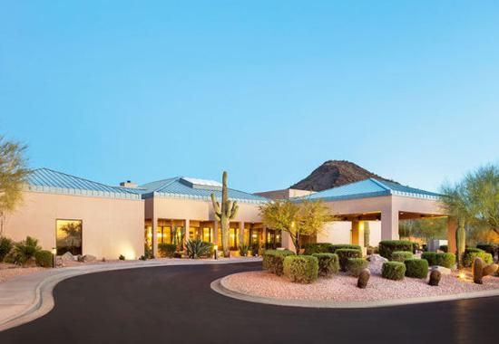 Courtyard by Marriott Scottsdale Mayo Clinic: Entrance