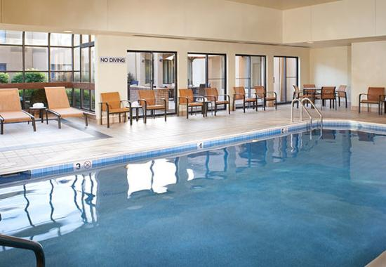 Coraopolis, Pensylwania: Indoor Pool