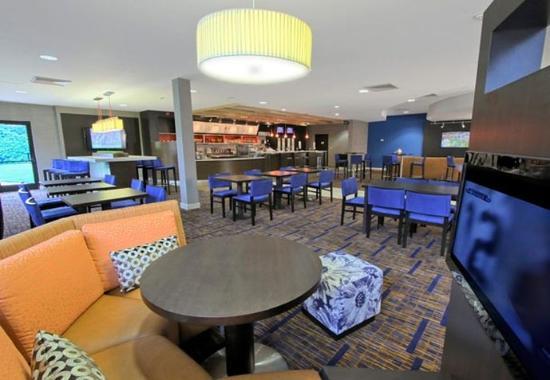 Mount Arlington, Nueva Jersey: The Bistro Dining Area