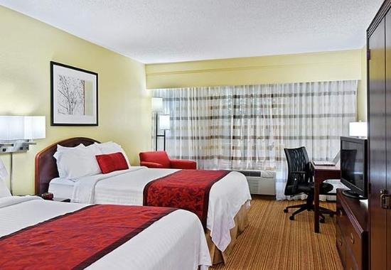 Athens, Geórgia: Double/Double Guest Room