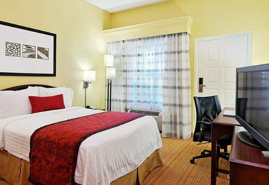 Athens, Geórgia: Accessible Double Guest Room