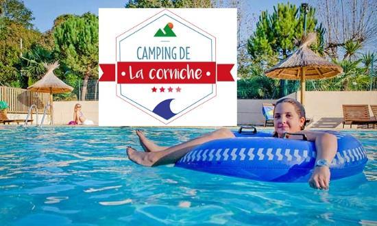 Urrugne, Francia: Camping de la corniche
