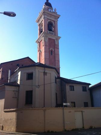 Pozzolo Formigaro, Italia: S. Nicolò church
