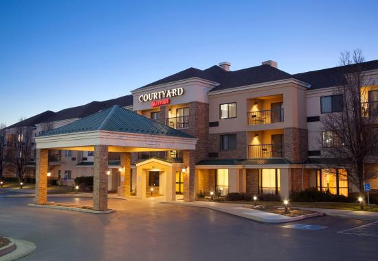 Courtyard by Marriott Salt Lake City Layton: Exterior