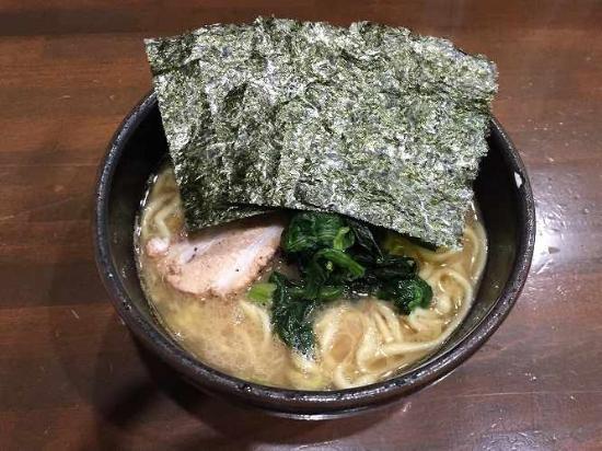 Showa-cho, Japan: 醤油ラーメン