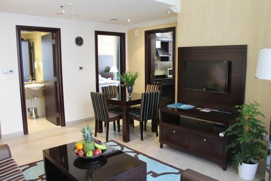 Marmara Hotel Apartments: One Bedroom Suite