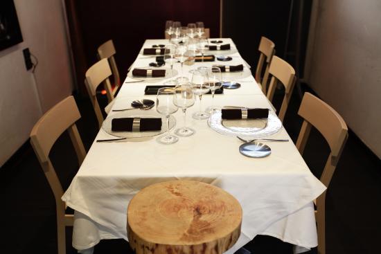 Lattes, Fransa: table gastro