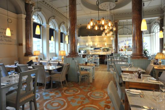 Loch Fyne - Bath : Welcoming Interior
