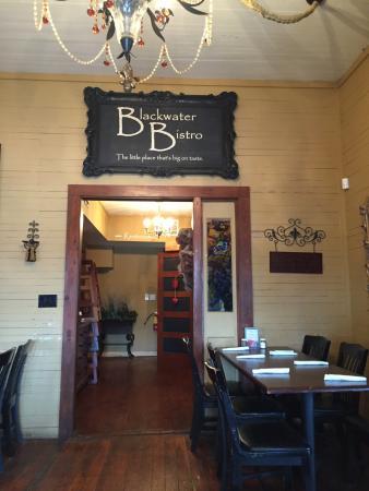 Milton, Φλόριντα: Blackwater Bistro