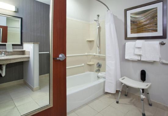 Casper, WY: Accessible Guest Bathroom