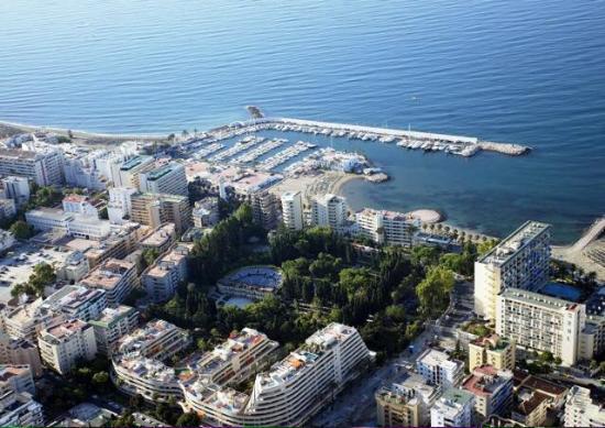 Jachthafen von Marbella
