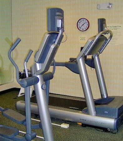 Alcoa, TN: Exercise Room