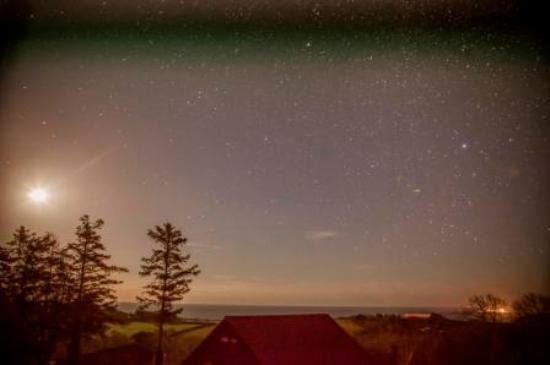 Portscatho, UK: Night Sky at Trewince