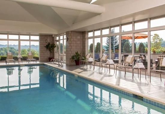 Penfield, นิวยอร์ก: Indoor Pool
