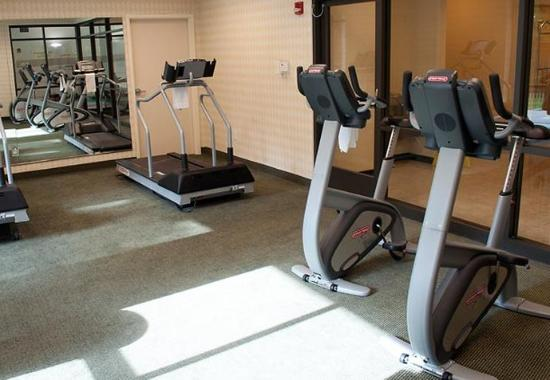 Suffolk, VA: Fitness Center