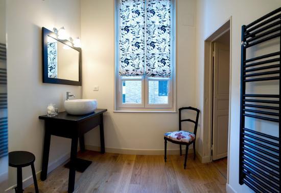 Puylaurens, França: Bathroom Jardim