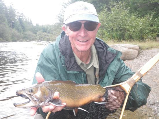 Rangeley, Μέιν: Mr. Atkins Brook Trout