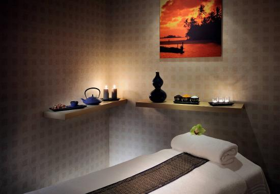 Dasman, Kuwait: Spa Room Massage