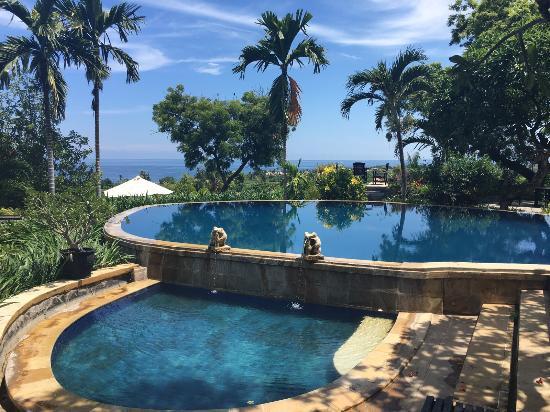 Seririt, Endonezya: What a view!