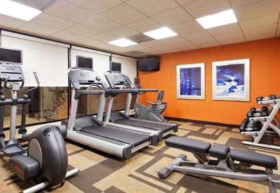 Courtyard by Marriott Gainesville: Fitness Center