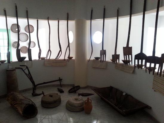 Kritinia, Grecia: museo