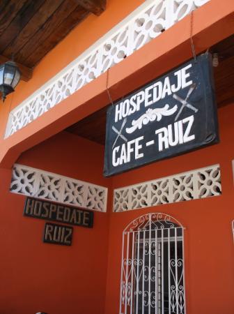 Hospedaje & Cafe Ruiz: 1er février 2016