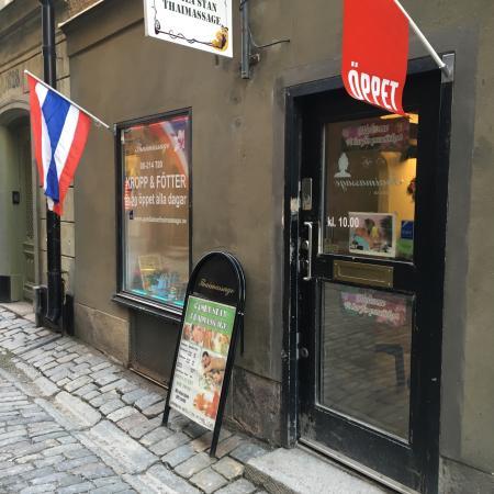 thaimassage stockholm happy ending asian spa