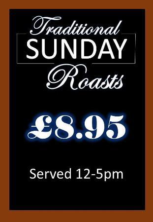 Burford, UK: Sunday Roast
