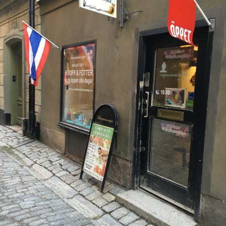 thai massage ny massage gamla stan