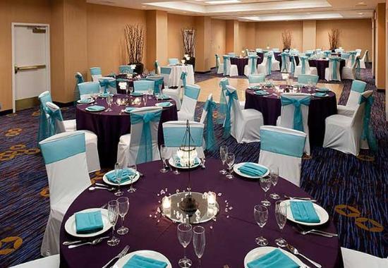 Cypress Ballroom – Banquet Setting