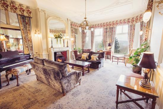 Merewood Country House Hotel: Drawing Room