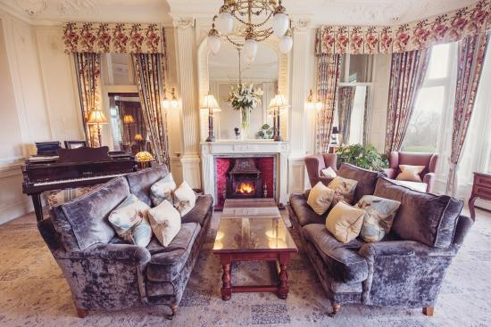 Merewood Country House Hotel : Drawing Room