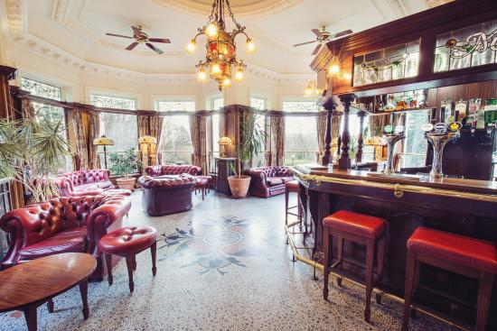 Merewood Country House Hotel : Conservatory Bar