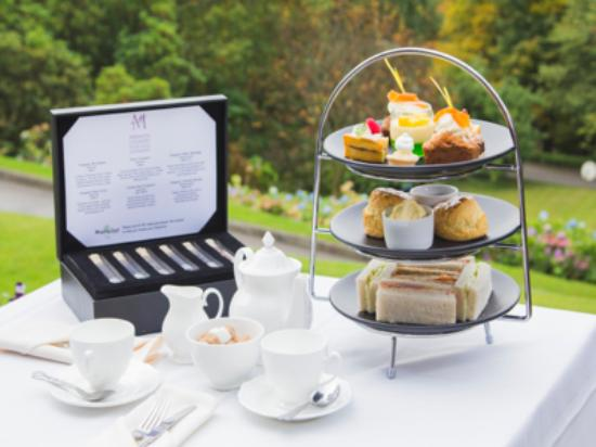Merewood Country House Hotel: Afternoon Tea
