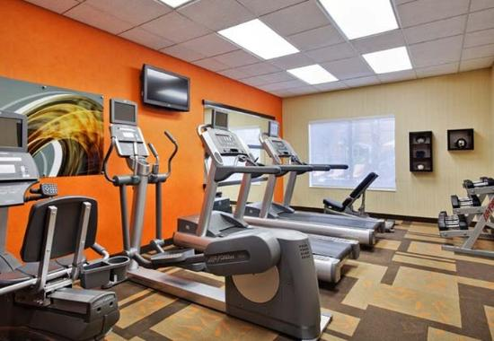 Courtyard by Marriott Tampa Downtown: Fitness Center