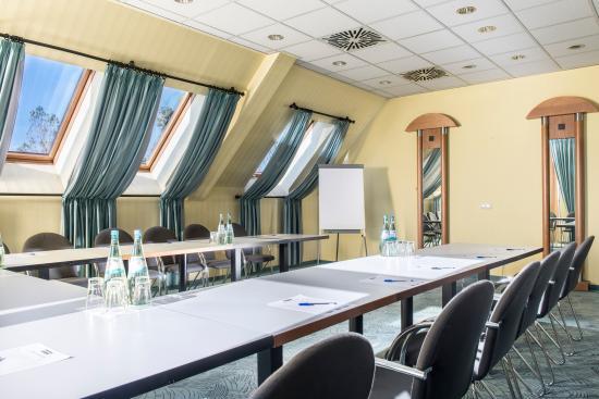 Days Inn Leipzig Messe : Meeting room