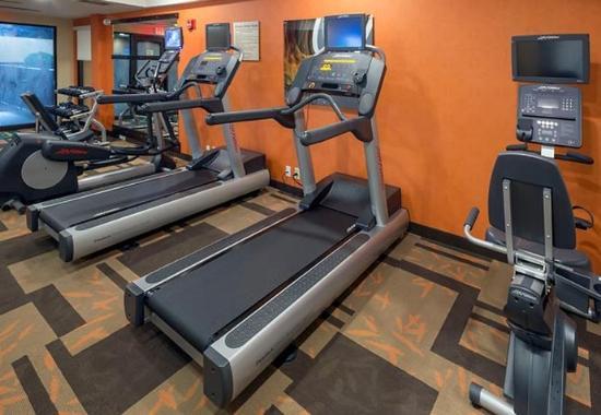 Courtyard by Marriott Winston-Salem Hanes Mall: Fitness Center