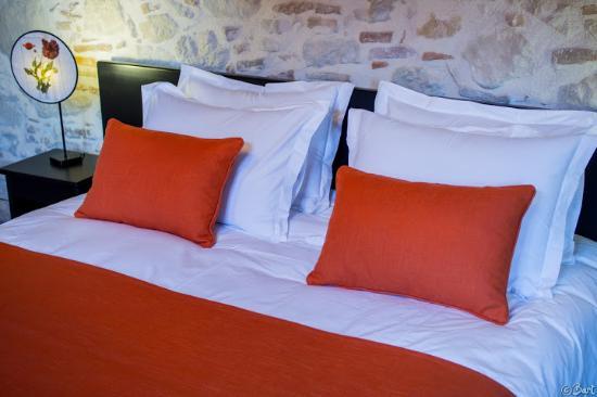 Puylaurens, França: Le lit