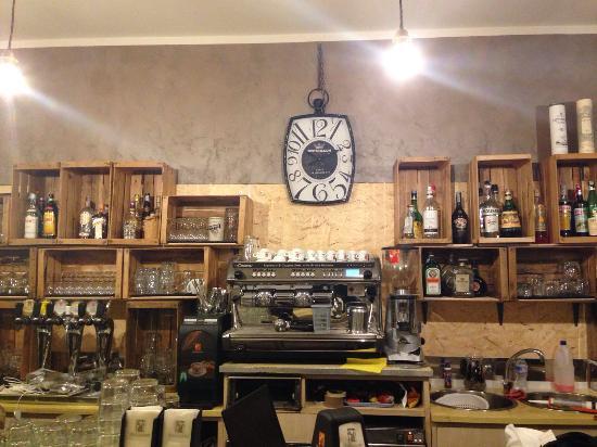 Battaglia Terme, Włochy: Bar
