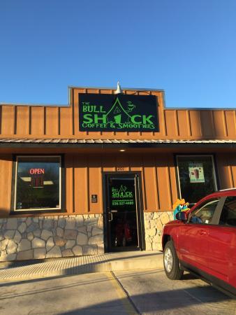 Livingston, TX: The BULL SHACK