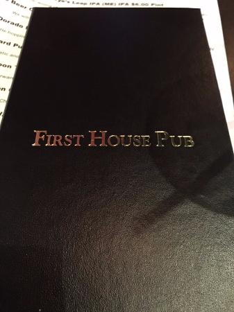 First House Pub