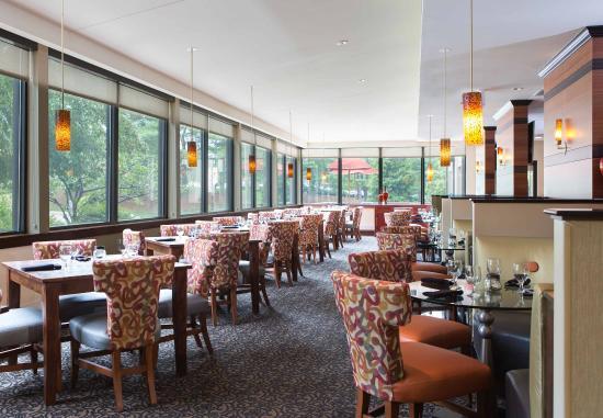 Towson, MD: University Club Restaurant