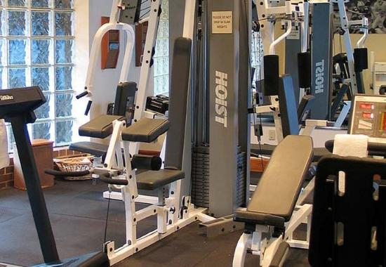 Towson, MD: Fitness Center