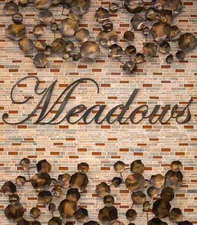 Kingsport, TN: Meadows Restaurant Entrance