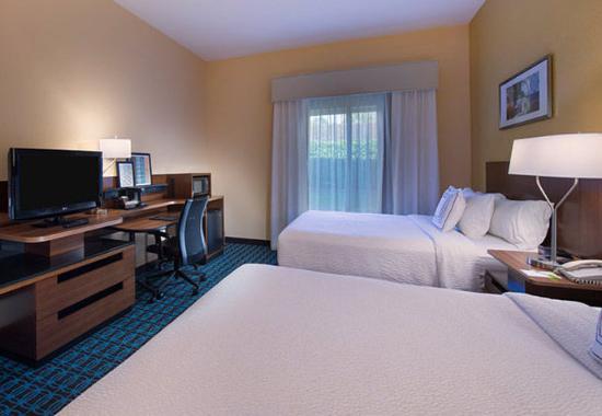 Tifton, جورجيا: Queen/Queen Guest Room